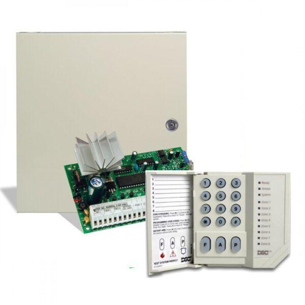 central de alarma dsc 1832