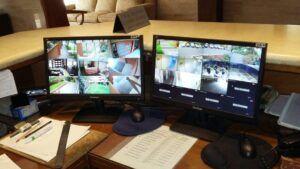 sistema de camaras de seguridad para edificios