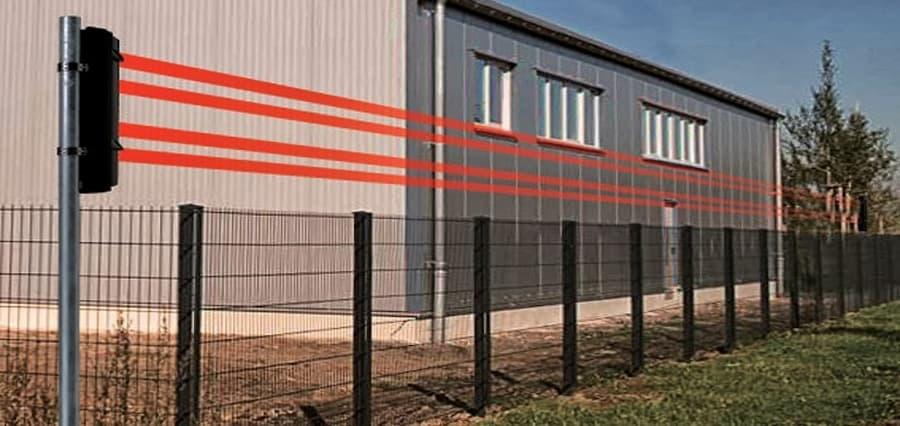 sistema alarma proteccion perimetral exterior