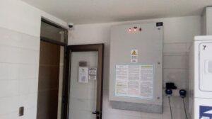 sistema de camaras de seguridad para condominios