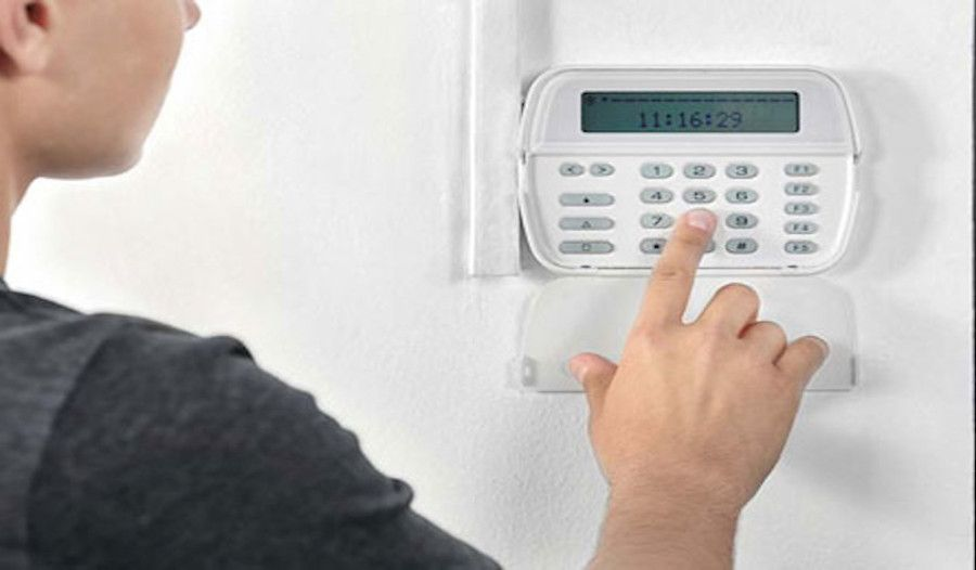 fallas comunes de alarmas de robo