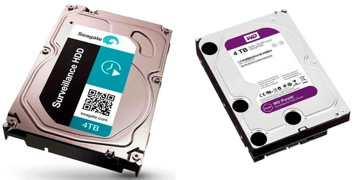 discos duros para cctv