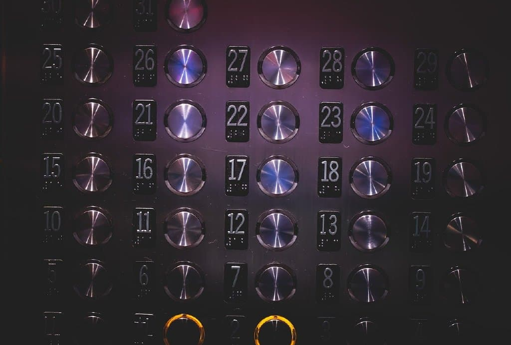 camaras cctv para ascensor