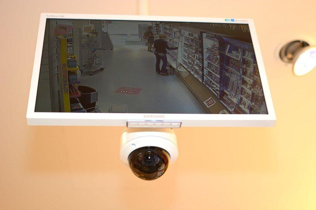 como ditribuir camaras de vigilancia