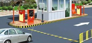 control de acceso vehicular con tag