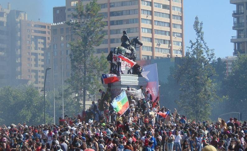 6 medidas de seguridad frente a manifestaciones