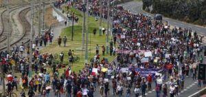 medidas seguridad edificios manifestaciones protestas marchas