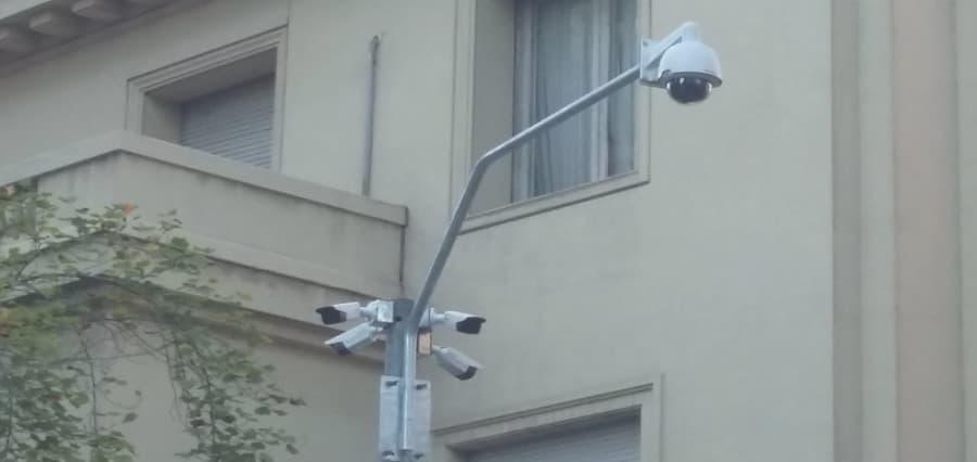sistema de televigilancia