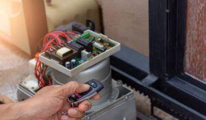 mantenimiento de motores para portones electricos