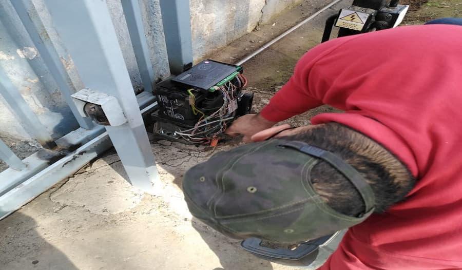 reparacion de motores para portones electricos