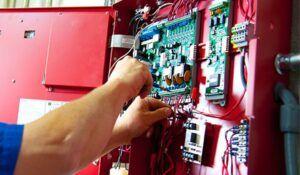 mantenimiento de alarma contra incendio para edificios