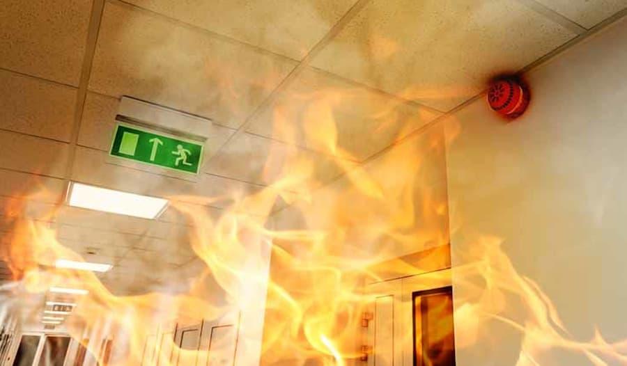 señalizacion para proteccion contra incendios en santiago